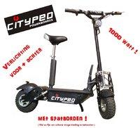 een grote verscheidenheid aan modellen beste selectie verkoopt Krachtige elektrische step 1000 Watt - e-step Scooter Kopen