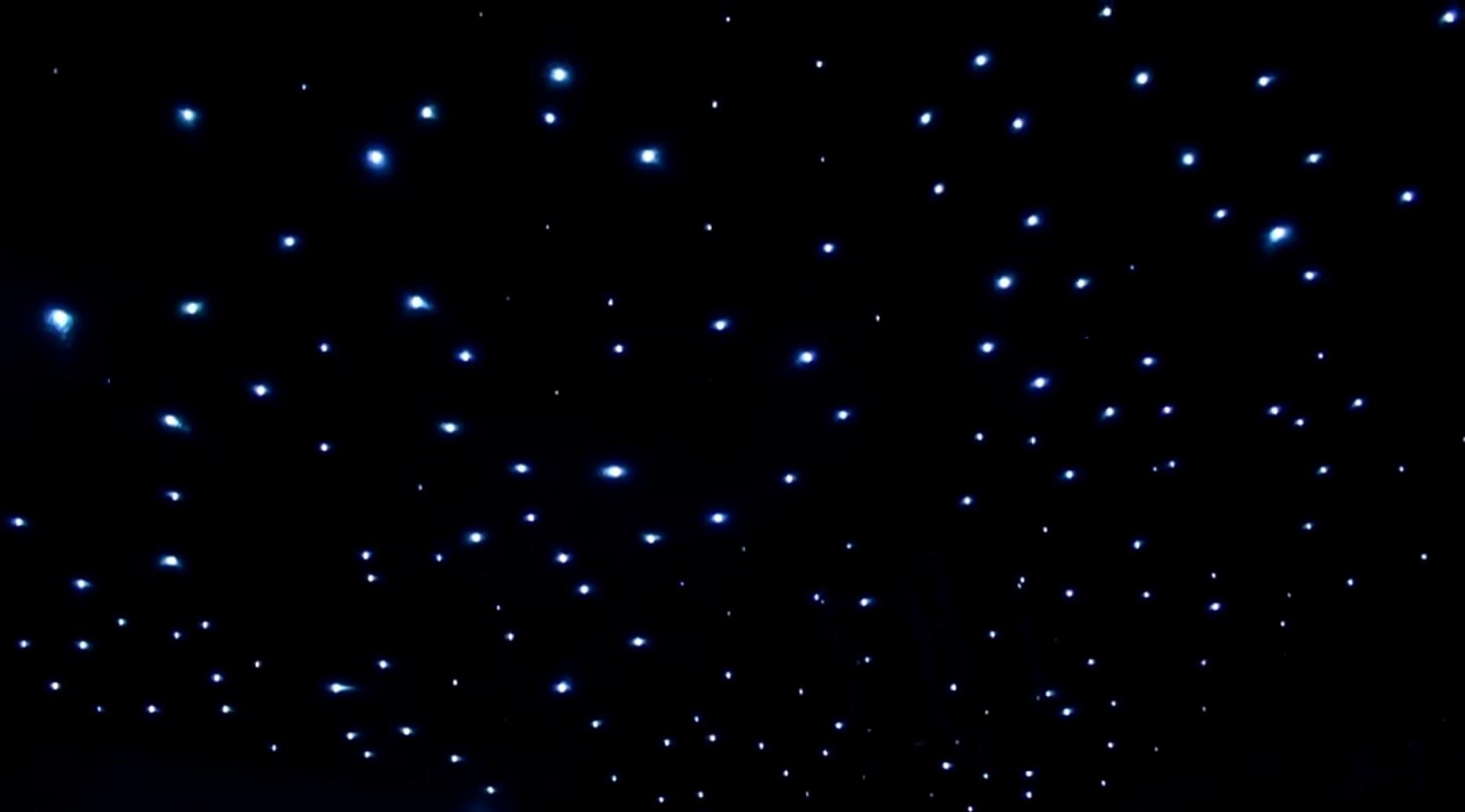 Met deze set sterrenhemel verlichting kunt u uw eigen betoverende ...